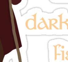 Bilbo's Answers Sticker