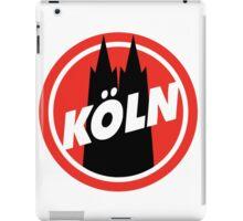 Koeln / Cologne iPad Case/Skin