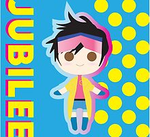Jubilee Cutie by juiceboxjay