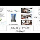 Presentation Folder by Creative Captures