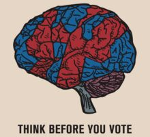 Think Before You Vote by BroadcastMedia