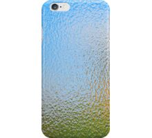 day 37: glass abstract iPhone Case/Skin