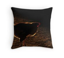 Backlighting Throw Pillow