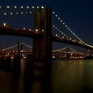 South Street Seaport  by Jeniella Goci