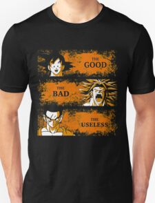 The Good, The Bad & The Yamcha T-Shirt