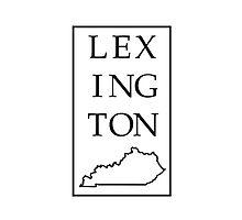Lexington, Kentucky Photographic Print