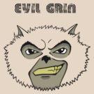 Evil grin alternative take by Christopher Doey