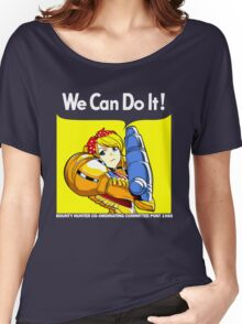 We can do it! Women's Relaxed Fit T-Shirt