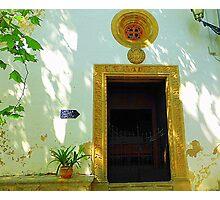 Private Chapel.......................................Majorca Photographic Print