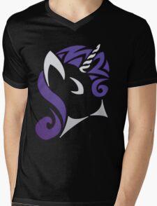 Tribal Rarity [CHU Logo] Mens V-Neck T-Shirt