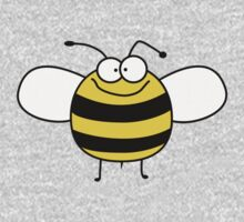 Funny Sweet Baby Bee / Bumble Bee One Piece - Long Sleeve