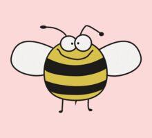 Funny Sweet Baby Bee / Bumble Bee One Piece - Short Sleeve