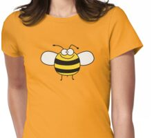 Funny Sweet Baby Bee / Bumble Bee Womens Fitted T-Shirt