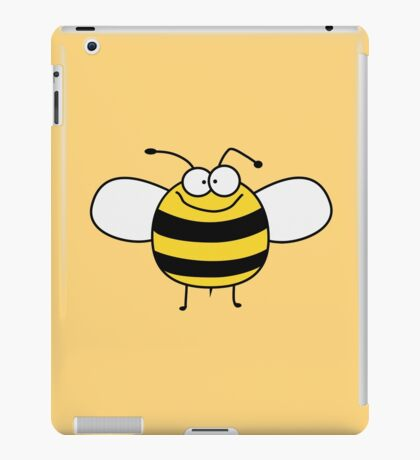 Funny Sweet Baby Bee / Bumble Bee iPad Case/Skin