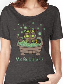 Mr. Bubbles Women's Relaxed Fit T-Shirt