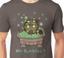 Mr. Bubbles Unisex T-Shirt
