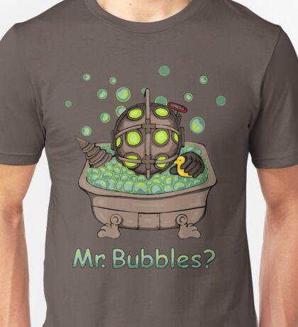 Mr. Bubbles Unisex T-Shirt