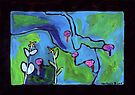Midnight Garden cycle7 12 by John Douglas