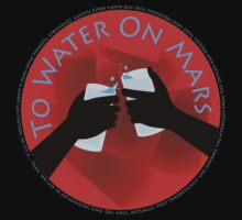 To Water on Mars by MoiraCatherine