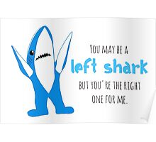 Left Shark is Right Poster