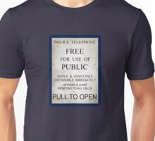 Pull to open Unisex T-Shirt