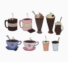 Hot Chocolate Kids Tee