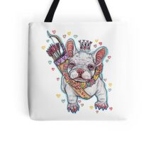 Frenchie Fever Tote Bag