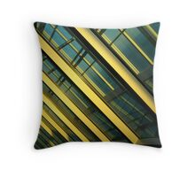Paradise askew Throw Pillow