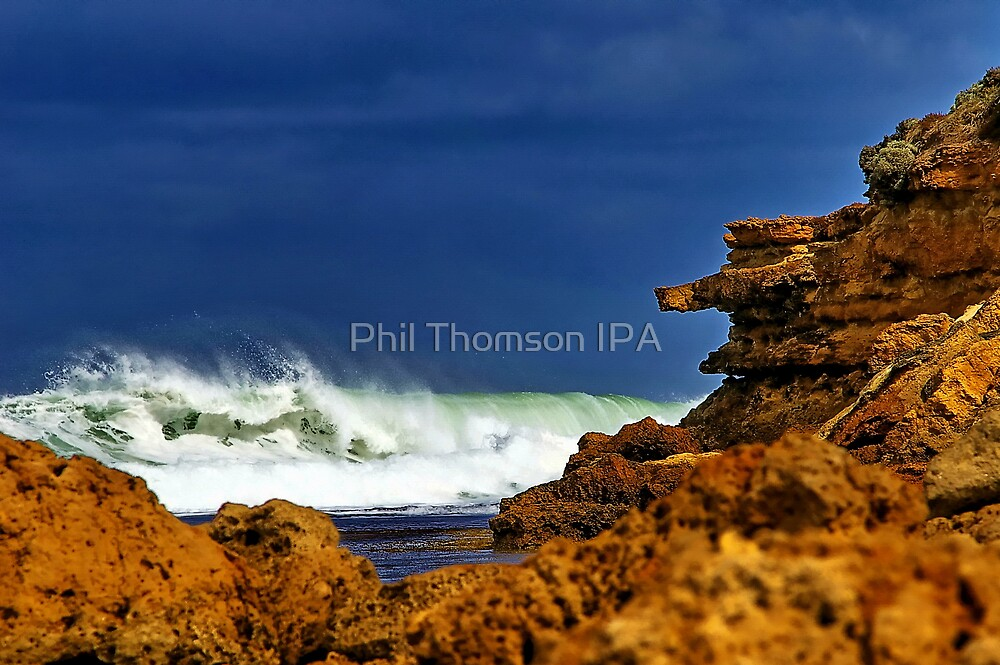 """Stormy Thursday"" by Phil Thomson IPA"