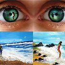 He Saw...She Saw........ by WhiteDove Studio kj gordon