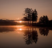 New Dawn Reflections by Rick & Deb Larson