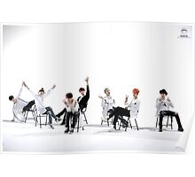 BTS Just One Day Poster