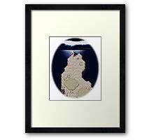 Chrono Trigger - Magus at the North Cape Framed Print
