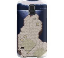 Chrono Trigger - Magus at the North Cape Samsung Galaxy Case/Skin