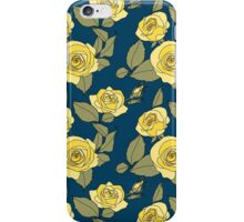 Beautiful Yellow Rose Flowers iPhone Case/Skin