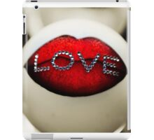 Say Love. Color. Love Project iPad Case/Skin