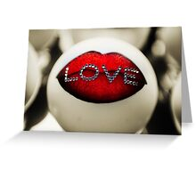 Say Love. Color. Love Project Greeting Card