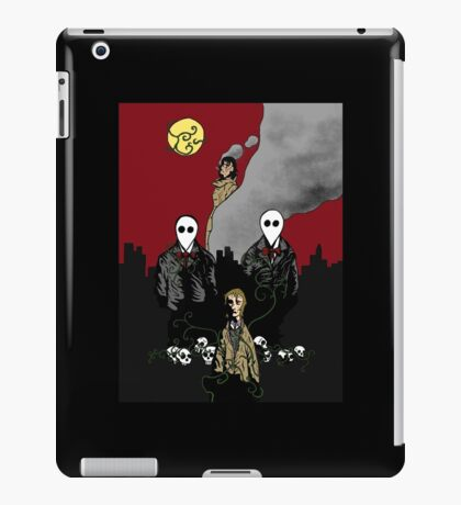 Court of Owls iPad Case/Skin