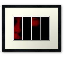 Reclusive Framed Print
