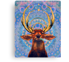 Dope Deer 2 Canvas Print