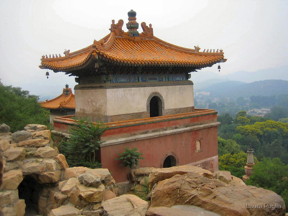 More Of Summer Palace in Beijing  by Laurie Puglia