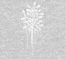 l'arbre blanc by hwiddy