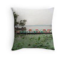 KuMing Lake, Summer Palace  Throw Pillow