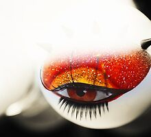 Loving Eye. Color. Love Project by JennyRainbow