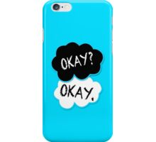 Okay?Okay. iPhone Case/Skin