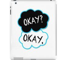 Okay?Okay. iPad Case/Skin
