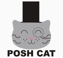 Posh Cat Kids Clothes