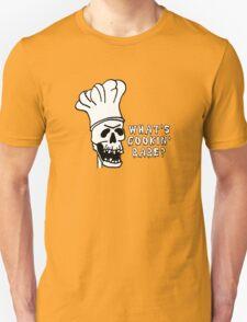Skeleton Chef T-Shirt