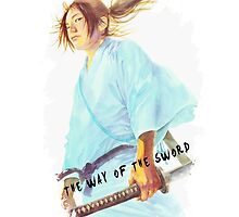 Vagabond - The Way of the Sword (Sasaki Kojiro) by Onimihawk
