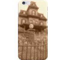 'Allez, Entrez....' Phantom Manor iPhone Case/Skin